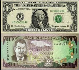 USD vs JMD