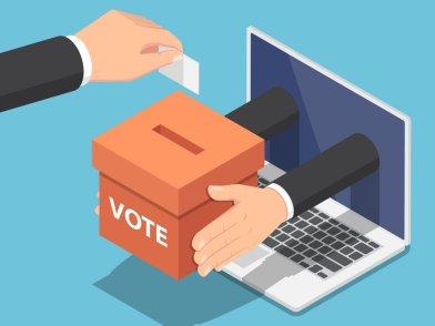 Image result for Digital voting